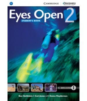 Підручник Eyes Open Level 2 Student's Book