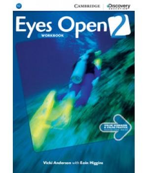 Робочий зошит Eyes Open Level 2 Workbook with Online Practice