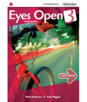 Робочий зошит Eyes Open Level 3 Workbook with Online Practice