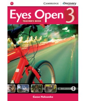 Книга для вчителя Eyes Open Level 3 Teacher's Book