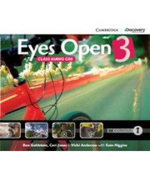 Диски Eyes Open Level 3 Class Audio CDs (3)