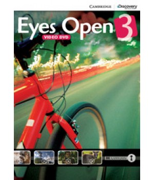 Диск Eyes Open Level 3 DVD