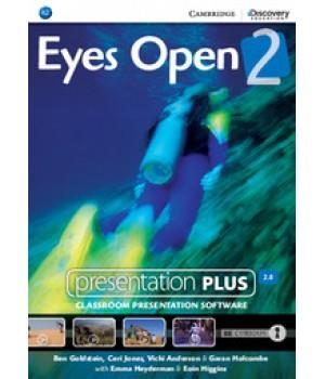 Диск Eyes Open Level 2 Presentation Plus DVD-ROM