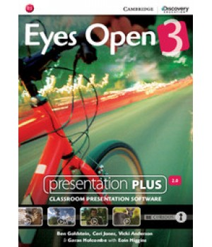 Диск Eyes Open Level 3 Presentation Plus DVD-ROM
