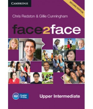 Диски Face2face Second edition Upper Intermediate Class Audio CDs (3)