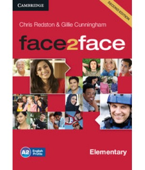 Диски Face2face Second edition Elementary Class Audio CDs (3)