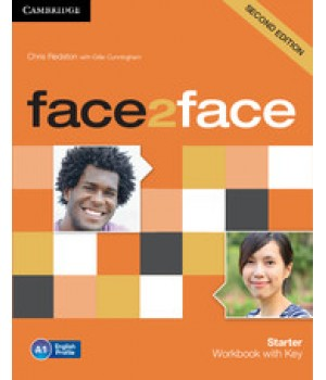 Робочий зошит Face2face Second edition Starter Workbook with Key