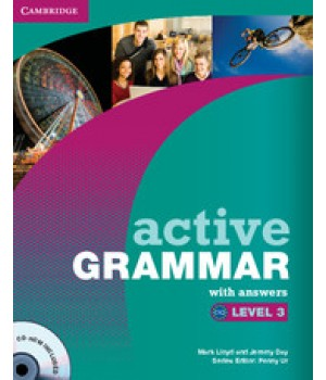 Граматика Active Grammar Level 3 Book with answers and CD-ROM