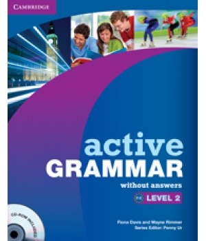Граматика Active Grammar Level 2 Book without answers and CD-ROM
