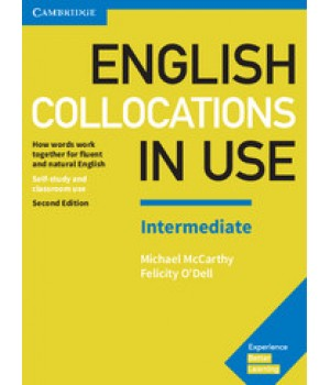 Підручник English Collocations in Use Second Edition Intermediate with answers