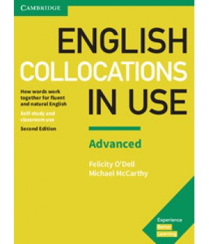 Підручник English Collocations in Use Second Edition Advanced with answers