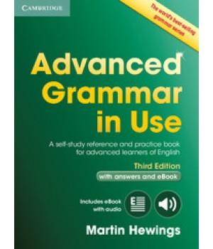 Граматика Advanced Grammar in Use with eBook