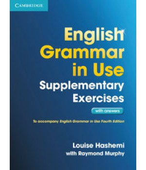 Вправи English Grammar in Use Supplementary Exercises with answers