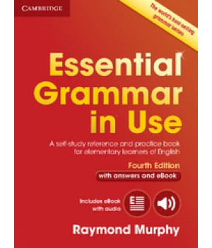 Граматика Essential Grammar in Use with eBook
