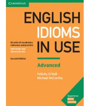Підручник English Idioms in Use Second Edition Advanced with answers