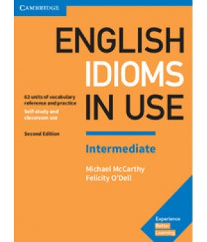 Підручник English Idioms in Use Second Edition Intermediate with answers