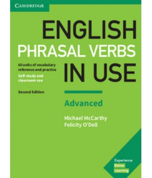Підручник English Phrasal Verbs in Use Second Edition Advanced with answers