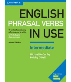 Підручник English Phrasal Verbs in Use Second Edition Intermediate Edition with answers