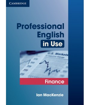 Підручник Professional English in Use Finance