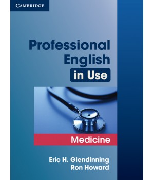 Підручник Professional English in Use Medicine
