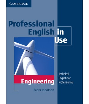 Підручник Professional English in Use Engineering