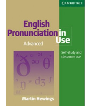 English Pronunciation in Use Advanced Book with Audio CD