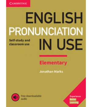 Підручник English Pronunciation in Use Elementary with Answers and Downloadable Audio
