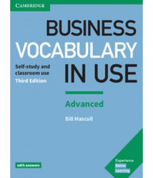 Учебник Business Vocabulary in Use: Advanced Edition with answers