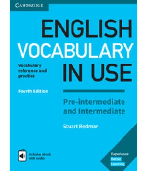 Підручник English Vocabulary in Use Pre-intermediate and Intermediate with eBook