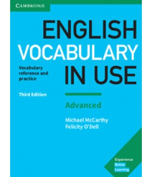Підручник English Vocabulary in Use (Third Edition): Advanced Edition with answers