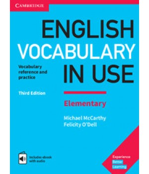 Підручник English Vocabulary in Use Elementary with eBook