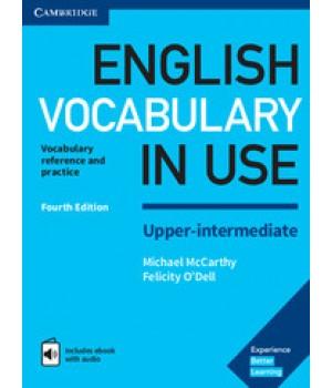Підручник English Vocabulary in Use Upper-intermediate with eBook