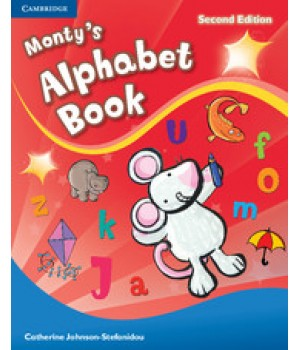Підручник Kid's Box (Second edition) Monty's Alphabet Book