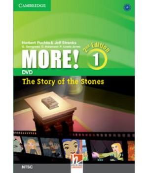 Диск More! (2nd edition) 1 DVD