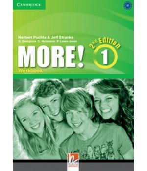 Робочий зошит More! (2nd edition) 1 Workbook
