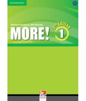 Книга для вчителя More! (2nd edition) 1 Teacher's Book