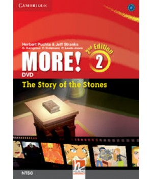 Диск More! (2nd edition) 2 DVD