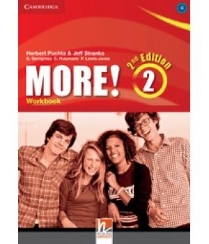 Робочий зошит More! (2nd edition) 2 Workbook