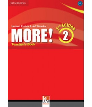 Книга для вчителя More! (2nd edition) 2 Teacher's Book