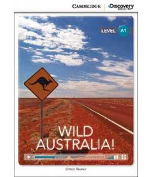 Книга для чтения Cambridge Discovery Education Interactive Readers Level A1 Wild Australia!