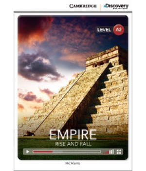 Книга для чтения Cambridge Discovery Education Interactive Readers Level A2 Empire: Rise and Fall