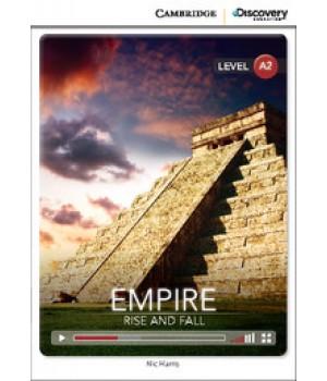 Книга для читання Cambridge Discovery Education Interactive Readers Level A2 Empire: Rise and Fall