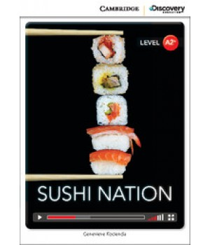Книга для читання Cambridge Discovery Education Interactive Readers Level A2+ Sushi Nation