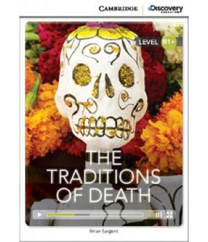 Книга для читання Cambridge Discovery Education Interactive Readers Level B1+ The Traditions of Death