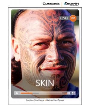 Книга для читання Cambridge Discovery Education Interactive Readers Level B2 Skin
