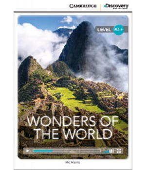 Книга для чтения Cambridge Discovery Education Interactive Readers Level A1+ Wonders of the World