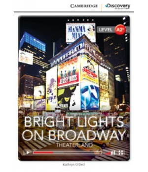Книга для читання Cambridge Discovery Education Interactive Readers Level A2+ Bright Lights on Broadway: Theaterland