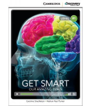 Книга для читання Cambridge Discovery Education Interactive Readers Level B1 Get Smart: Our Amazing Brain