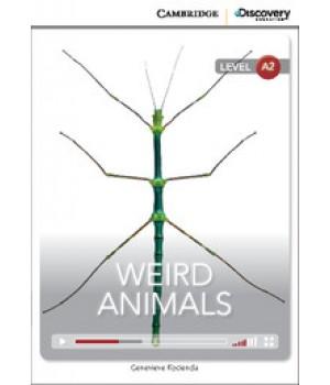Книга для читання Cambridge Discovery Education Interactive Readers Level A2 Weird Animals
