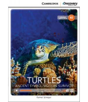 Книга для читання Cambridge Discovery Education Interactive Readers Level B2 Turtles: Ancient Symbol/Modern Survivor